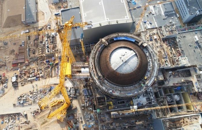 На энергоблоке №2 Ленинградской АЭС выработан первый кубометр химически обессоленной воды
