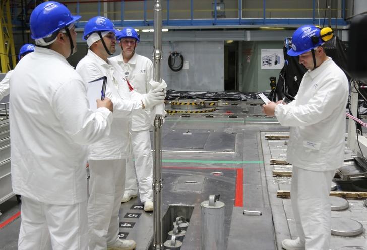 На Смоленской АЭС реализуют проект по промышленному производству кобальта-60 (Co-60)