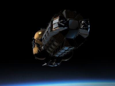 Спутники OneWeb выведены на орбиту