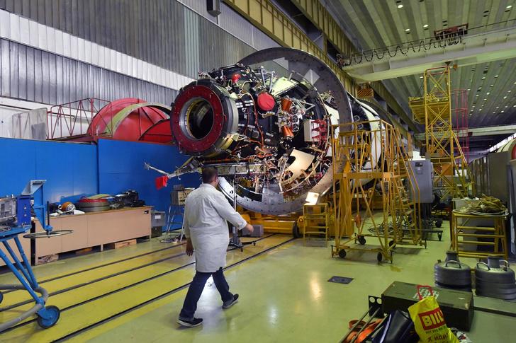 Большой фоторепортаж о модуле «Наука» для МКС