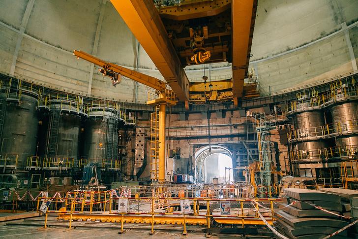 На строящемся энергоблоке №2 Нововоронежской АЭС-2 успешно завершились гидравлические испытания второго контура на плотность и прочность