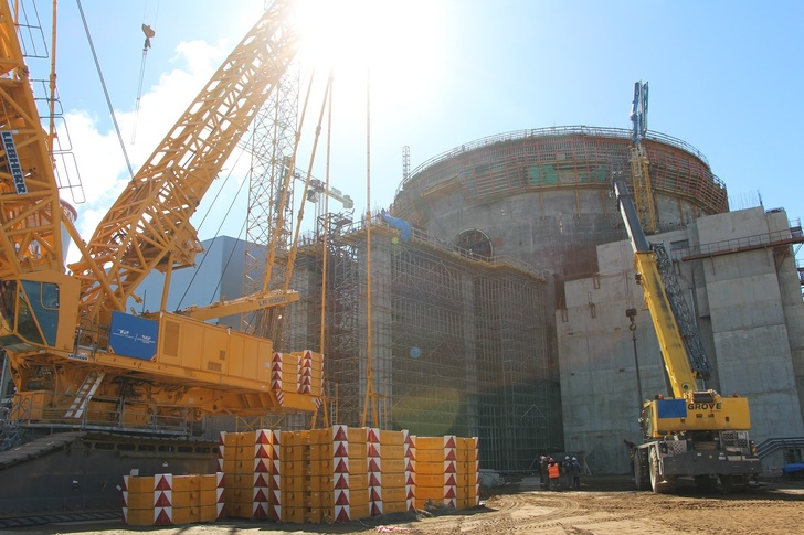 Ленинградская АЭС-2: на энергоблоке №2 приступили к сварке главного циркуляционного трубопровода
