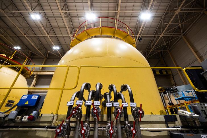 На Кольской АЭС осуществлен пуск энергоблока №1 после модернизации и ремонта