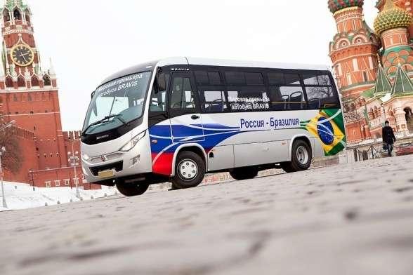 КАМАЗ начинает продажи автобусов Bravis в лизинг