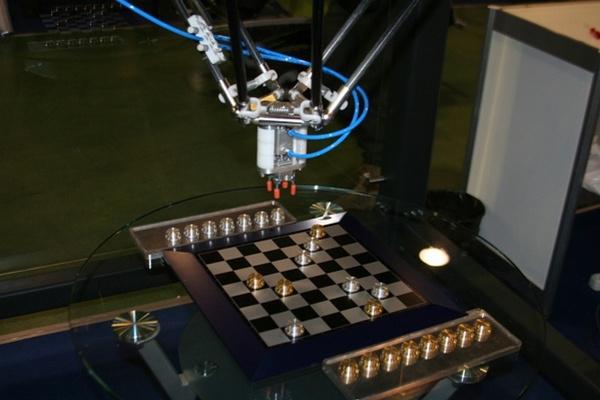Дельта-робот_BIT_Robotics