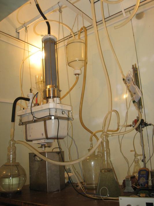 Установка, способная перерабатывать отходы жизнедеятельности человека в питательный раствор