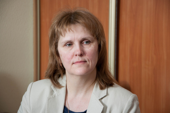 Нина Тикунова