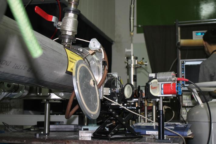 Рабочая станция Лазера на свободных электронах