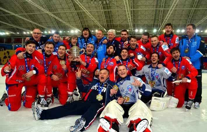 Россияне сохранили титул чемпионов на домашнем ЧМ