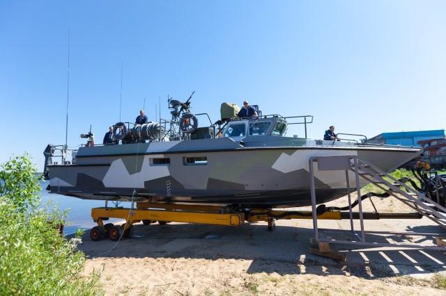 калашников лодки
