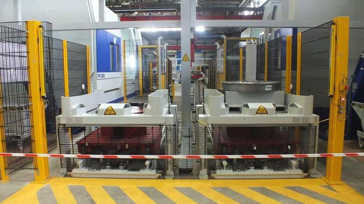 линия по производству колес для скоростных и высокоскоростных поездов запущена на ВМЗ в 2014 году