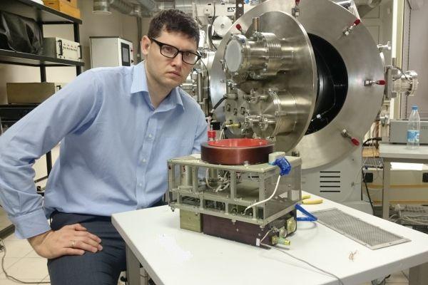 Инженер-конструктор перспективных ракетных двигателей КБХА Павел Дронов