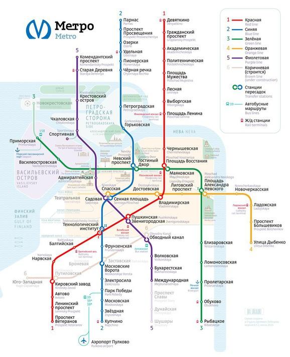 Санкт-петербург схема метро торговый центр
