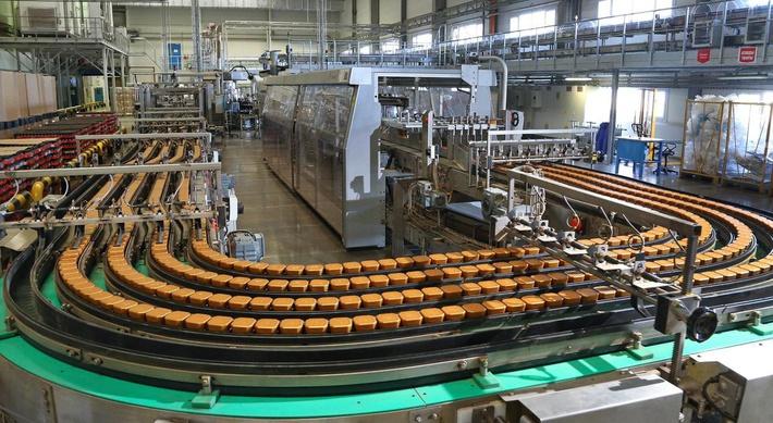 Фабрика Нестле Кубань