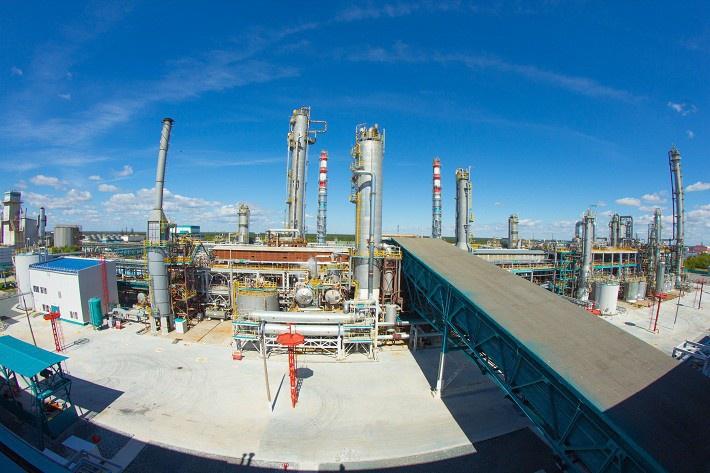 производственная площадка Сибур-Нефтехим в Дзержинске