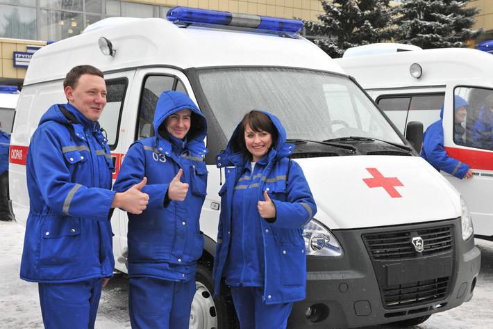 «Группа ГАЗ» поставила Нижегородской области вторую партию автомоби