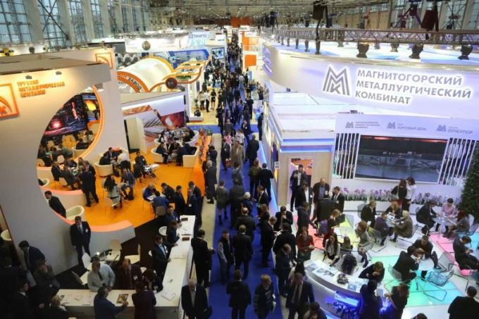 «Металл-Экспо'2015» показала: российская промышленность не остановилась, а развивается