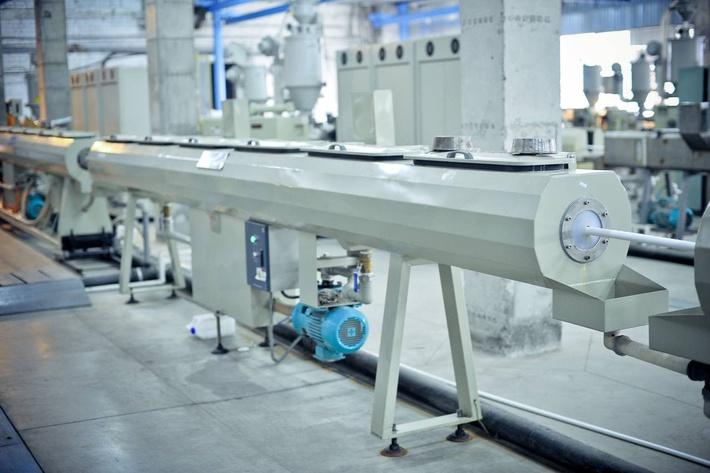 Высокоскоростные линии для производства пластковых труб