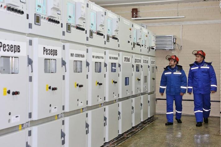 В Екатеринбурге запущена в эксплуатацию уникальная подстанция