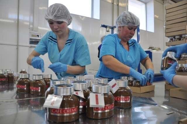 Ярославская область развивает производство шоколада, кофе, чая
