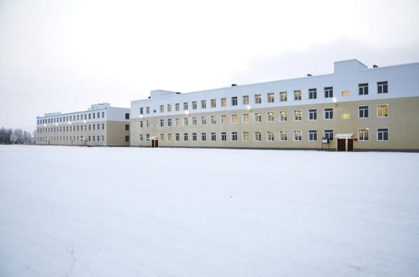 Реконструкция военного городка первой арктической мотострелковой бригады в Алакуртти
