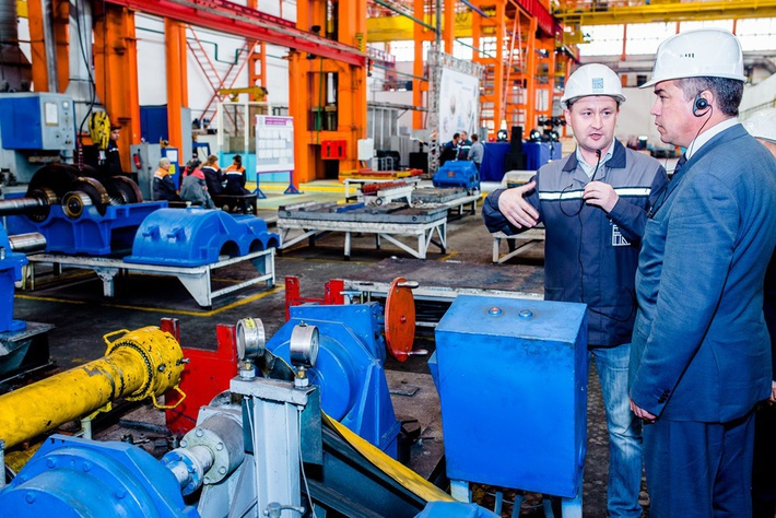 завод «Ижнефтемаш»