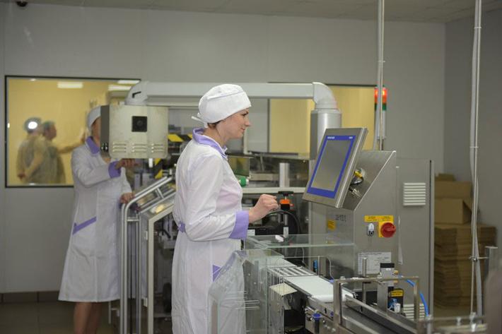 2 апреля в промышленном парке «Северный» в Белгородском районе после  реконструкции открылся цех по производству твёрдых лекарственных форм завода  готовых ... d42cd49de22