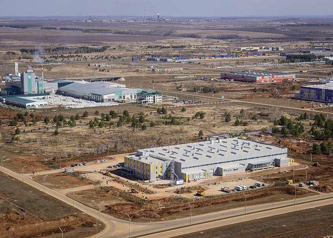 Новости реального сектора. Обзор новых производств: май 2014 г.