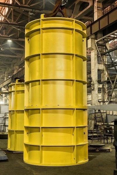 ЧКПЗ запустил производство нестандартного оборудования для атомной промышленности