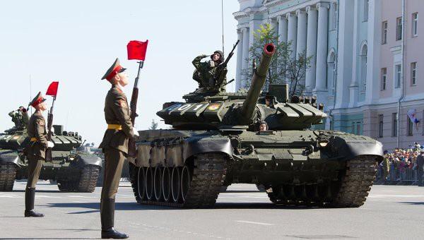 Порядка 70 единиц модернизированных танков Т-72Б3 поступят в этом году на вооружение Восточного военного округа