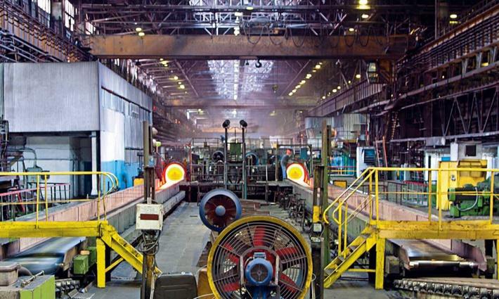 Белорецкий металлургический комбинат