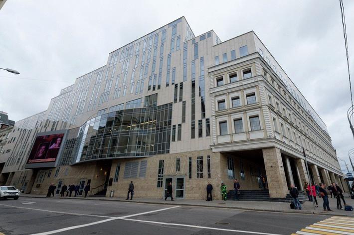 новое здание табакерки на сухаревской фото