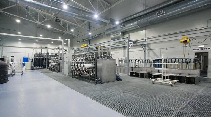 Запущено первое в России производство газоразделительных мембранных модулей» в блоге «Производство» - Сделано у нас