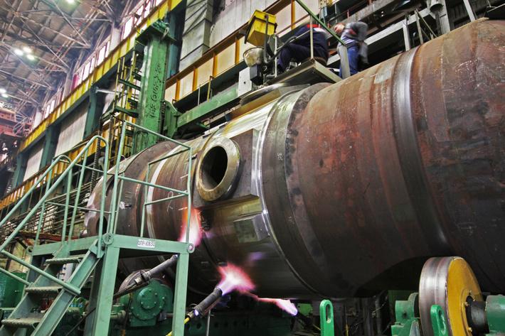 второй реактор силовой установки «РИТМ-200»