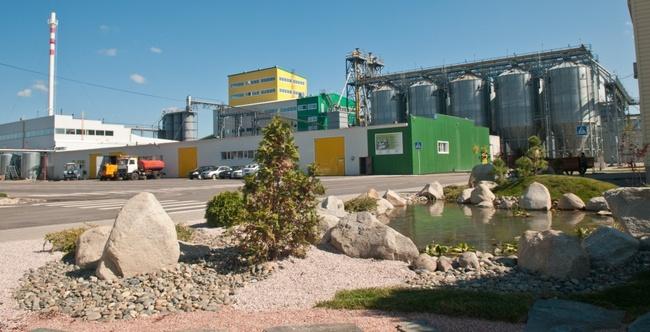 завод Агросиб-Раздолье