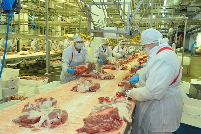«Мираторг» инвестировал 47 млн. рублей в автоматизацию нового склада замороженной свинины