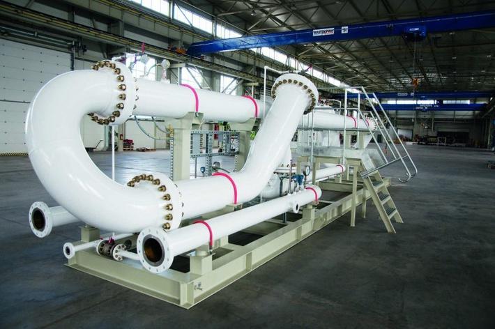 трубопоршневая установка – эталонное поверочное оборудование, разрабатываемое и производимое компанией ИМС в Москве