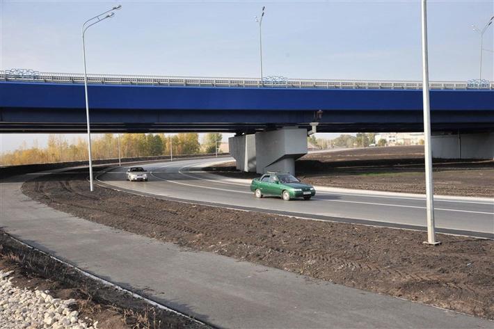 Мост даст развитие