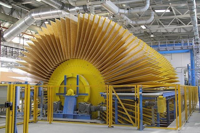 готовая продукция нового завода