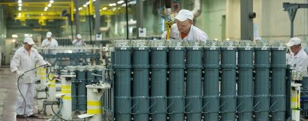Ковровский механический завод приступил к серийному выпуску газовой центрифуги IX поколения