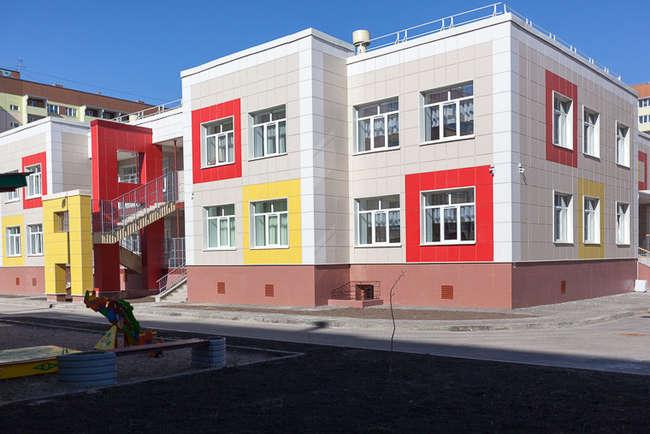 В Пскове открылся новый детский сад на 150 мест