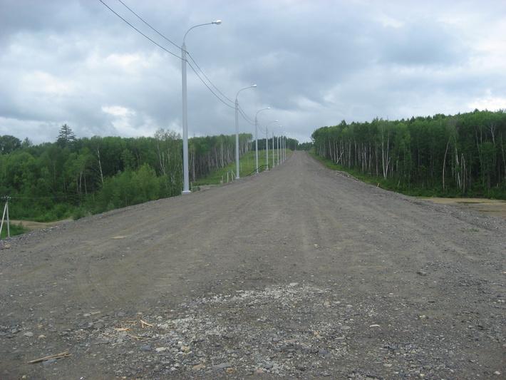 подходы к мосту