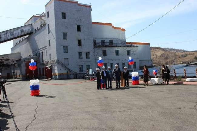В Кемеровской области возобновила работу Мундыбашская обогатительная фабрика