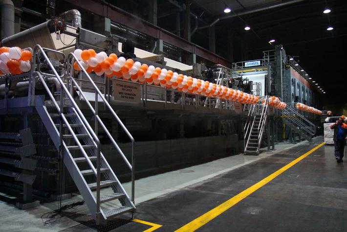 На Сыктывкарском лесопромышленном комплексе начали выпуск товарной целлюлозы KOMICELL