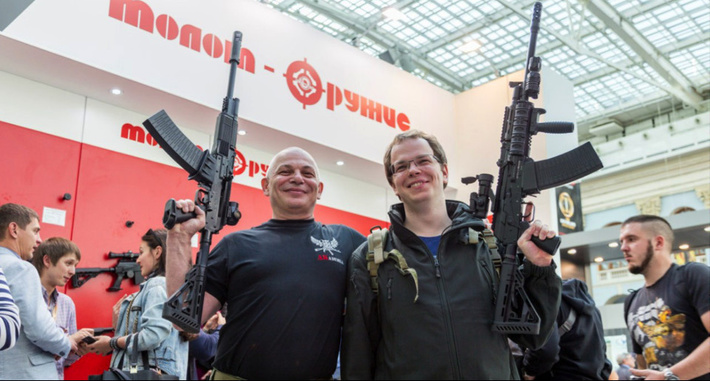 Основатели компании «AKademia» Городецкий Борис Александрович и Александр Борисович.