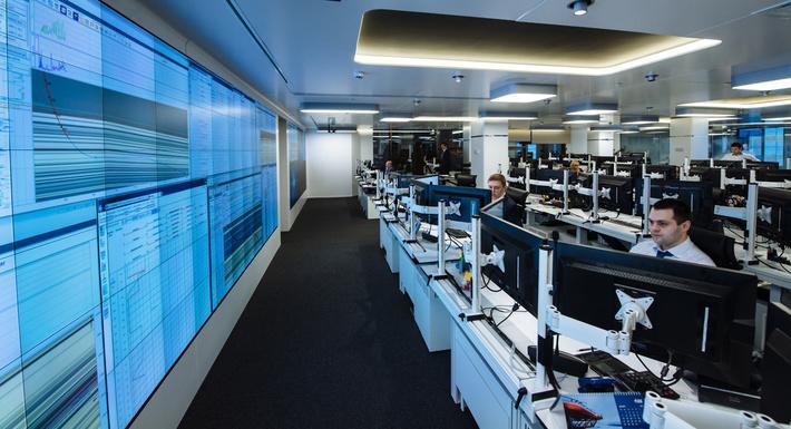 Центр сопровождения бурения Научно-технического центра «Газпром нефти»