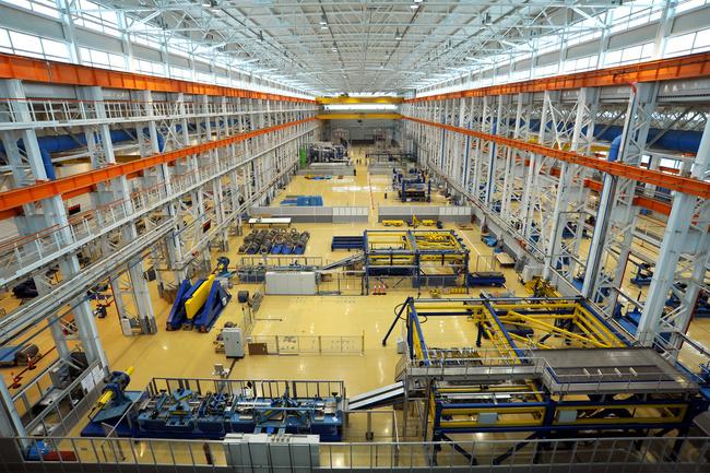 Уфимский трансформаторный завод