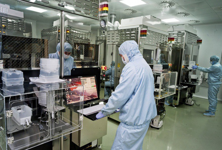Ставропольский «Монокристалл» запустил производство сапфира больших и сверхбольших диаметров