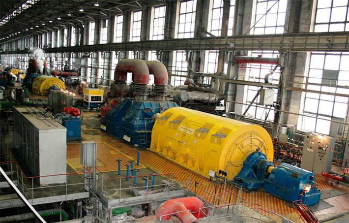 Котлотурбинный цех Серовской ГРЭС. Фото с сайта ogk2.ru