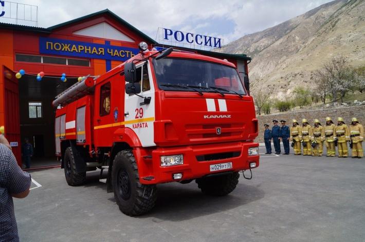 пожарная часть фото